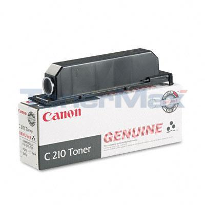 CANON C210 TONER CARTRIDGE BLACK